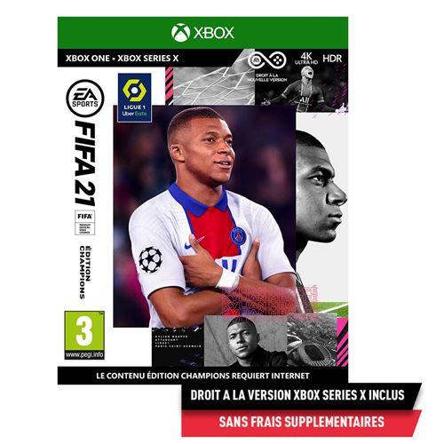 FIFA 21 Edition Champions Xbox One
