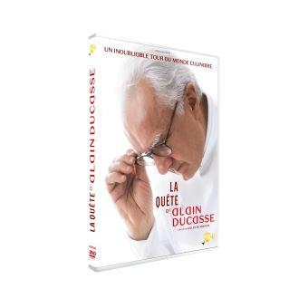 La Quête d'Alain Ducasse DVD