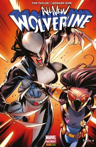 All-New Wolverine T04 - Immunisée - 9782809481808 - 12,99 €
