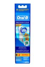 Oral B Lot de 10 brossettes de rechange Oral B Precision Clean...
