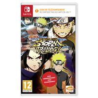 Code de téléchargement Naruto Shippuden Ultimate Ninja Storm Trilogy Nintendo Switch