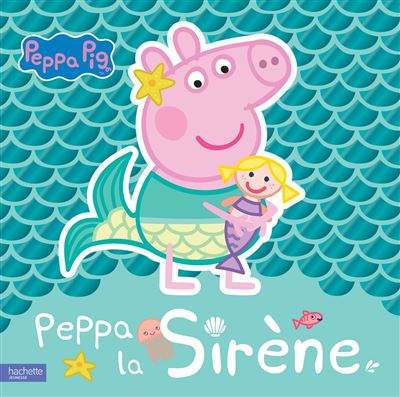 Peppa et la sirène magique