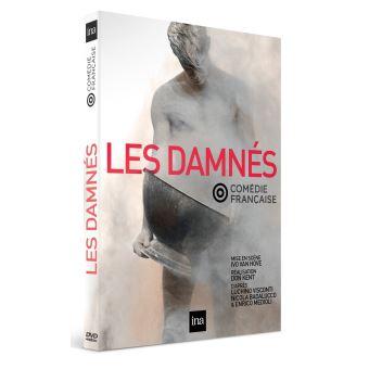 Les Damnés Avignon DVD