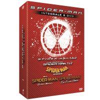 Coffret Spider-Man L'intégrale de 8 Films DVD