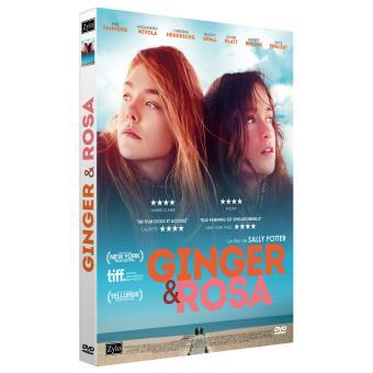 Ginger et Rosa DVD