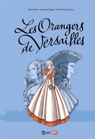 Les orangers de Versailles