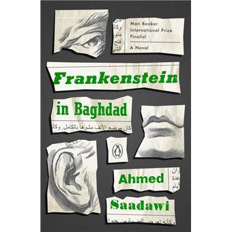 Frankenstein In Baghdad A Novel