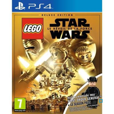 LEGO Star Wars : Le Réveil de la Force Edition First Order General PS4