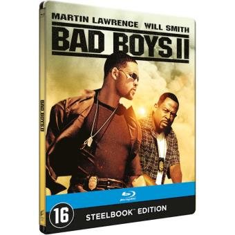 BAD BOYS 2 (STEELBOOK) (BD) (IMP)