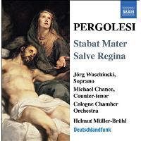 PERGOLESI - STABAT MATER - SALVE REGINA