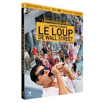 Le Loup de Wall Street Edition Ultimate Combo Blu-Ray + DVD