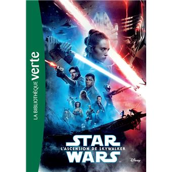 Star WarsStar Wars - Episode IX - L'ascension de Skywalker - Le roman du film