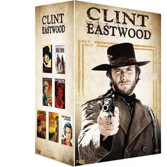 Coffret Clint Eastwood 7 Films DVD