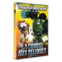 Coffret intégral du volume 3 de la Saison 2,  La course aux reliques DVD