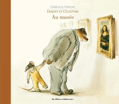 Ernest et Célestine au musée - 9782203071254 - 6,99 €