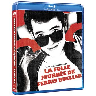 La folle journée de Ferris Bueller Blu-ray