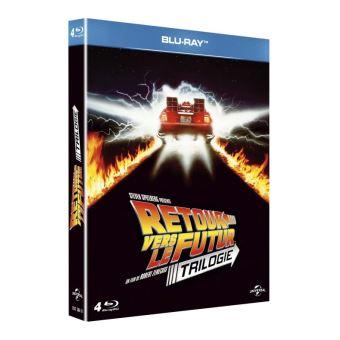 Retour vers le futurCoffret Retour vers le futur La Trilogie Blu-ray