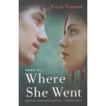 Where she went poche gayle forman achat livre ou ebook where she went poche gayle forman achat livre ou ebook achat prix fnac fandeluxe Image collections