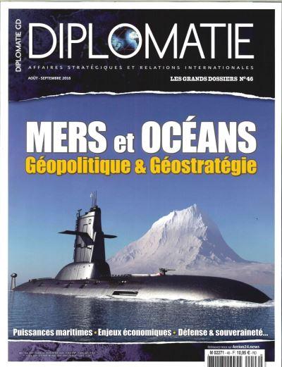 Géopolitique des mers et des océans, GD