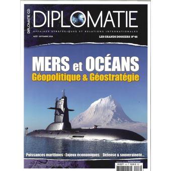 Diplomatie,gd46:geopolitique des mers et des oceans