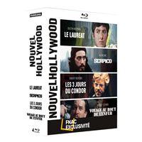 Coffret Le Nouvel Hollywood Exclusivité Fnac Blu-ray