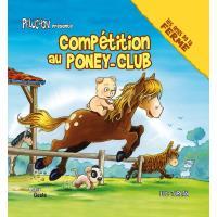 Compétition au poney-club