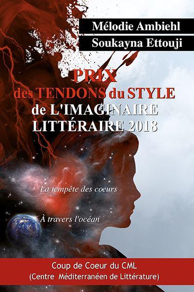 Prix Méditerranée de la création littéraire 2018