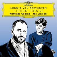 Beethoven Songs - CD