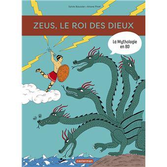 La mythologie en BDZeus le roi des Dieux