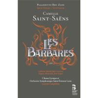 Les Barbares (2 CD+Buch)