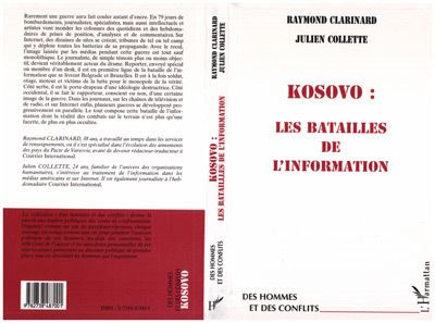 Kosovo les batailles de l'information