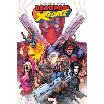 DeadpoolDeadpool vs X-Force