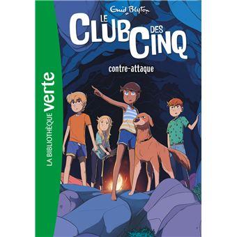 Le Club des CinqLe Club des Cinq 03 - Le Club des Cinq contre-attaque