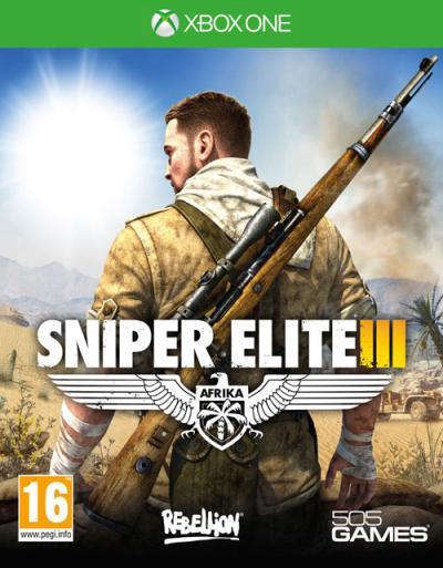 Sniper Elite 3 Xbox One - Xbox One