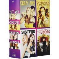 Coffret Crazy Girls DVD