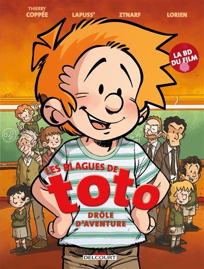 Les Blagues de Toto - HS - Drôle d'aventure