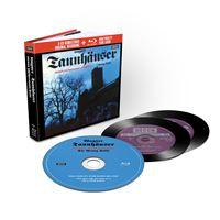 TANNHAUSER/3CD+BLU RAY AUDIO