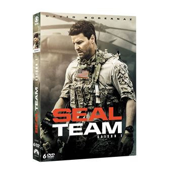 SEAL TeamSEAL Team Saison 1 DVD
