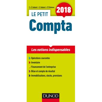 Le petit Compta 2018 - 10e éd. - Les notions indispensables