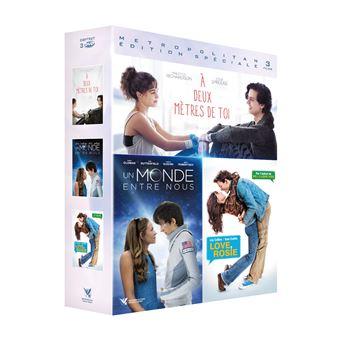 Coffret Teen Romance 3 Films DVD