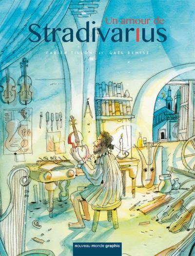 Un amour de stradivarius
