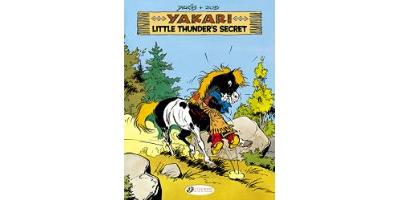 Yakari - tome 12 Little Thunder's Secret