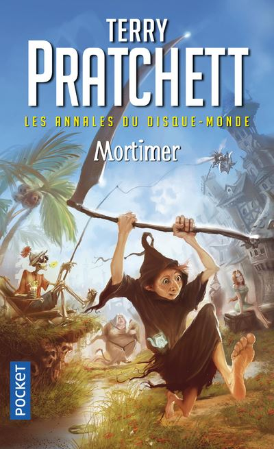 Les annales du disque-monde - tome 4 Mortimer