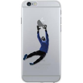Coque Blueway Transparente Foot 4 pour iPhone 6 6s