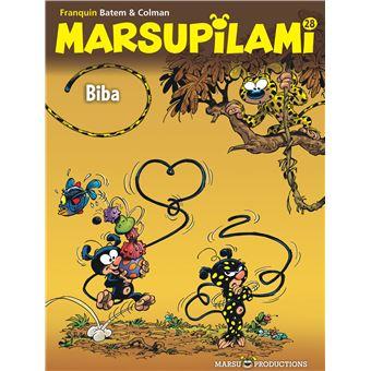 MarsupilamiMarsupilami - Biba