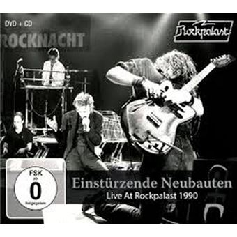 LIVE AT ROCKPALAST/CD+DVD
