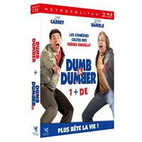 Coffret Dumb & Dumber 2 films Blu-ray