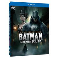 Batman : Gotham by Gaslight Steelbook Blu-ray