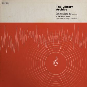 LIBRARY ARCHIVE/2LP