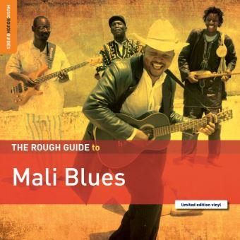 MALI BLUES. THE ROUGH GUIDE/LP